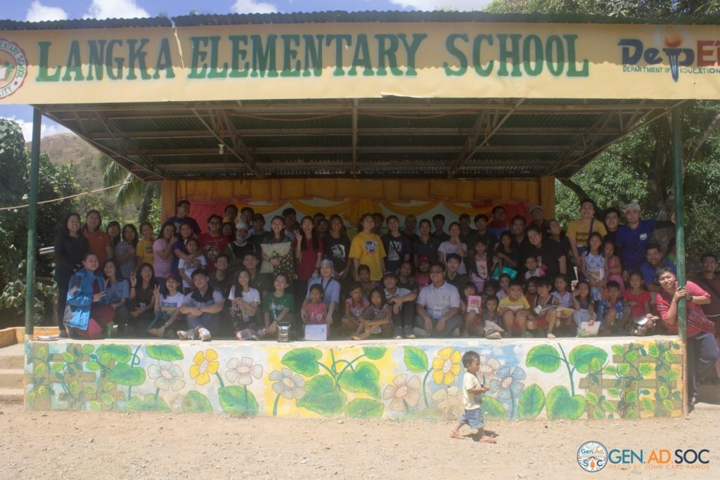 Bridging Urban and Rural Life: Community Outreach Activity of HUMSS students and SHS Faculty